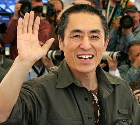 yimou zhang filmography