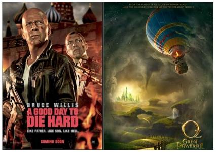 Die Hard-Oz poster