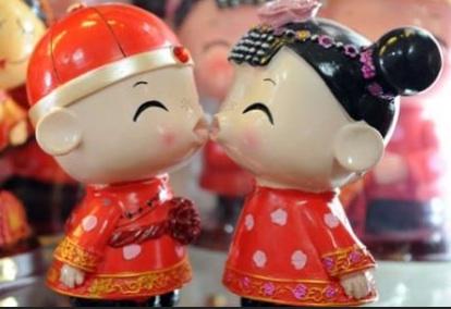 Kissing Qixi