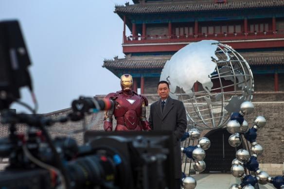 Iron Man with Xueqi